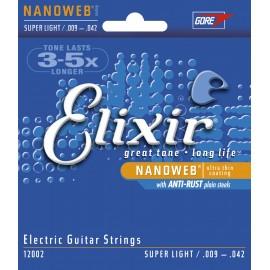 ELIXIR 09-42 ELECTRIQUE