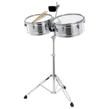LP ASPIRE TIMBALES + PIEDS + CLOCHE