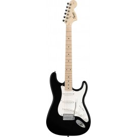 SQUIER BY FENDER STRATOCASTER BLACK AFFINITY