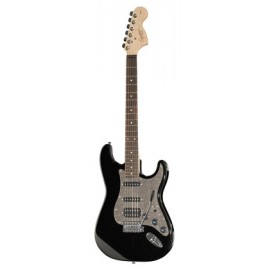 SQUIER BY FENDER STRATOCASTER MONTEGO NOIR AFFINITY