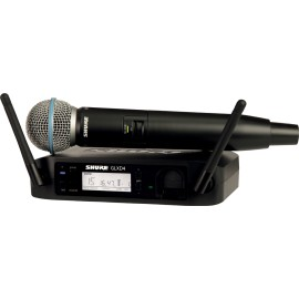 SHURE GLXD24E/B58 SYSTEME COMPLET
