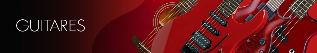 Cordes guitares électriques basses banjo mandoline yukulele