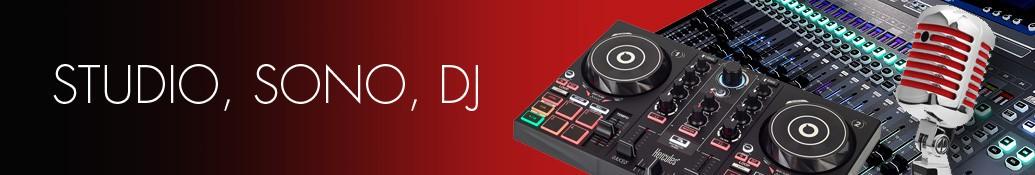 Matériel pour DJ