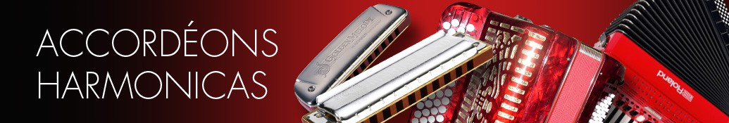 ACCORDEONS ET HARMONICAS